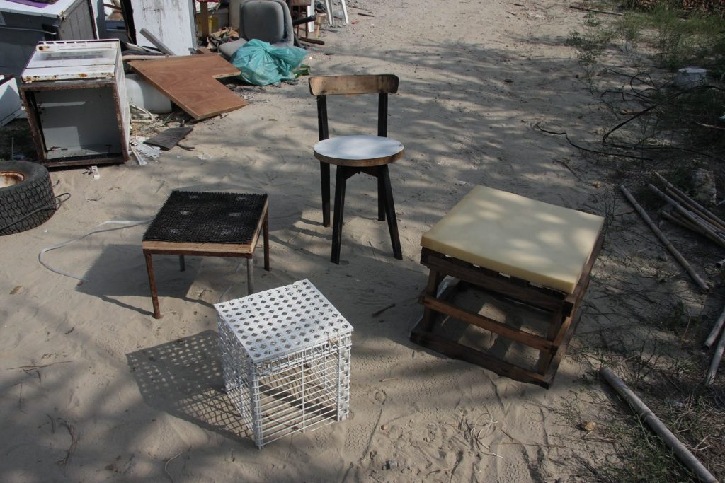 Discarded Furniture
