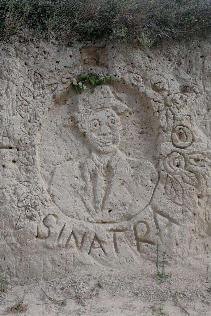 Portrait of Frank Sinatra