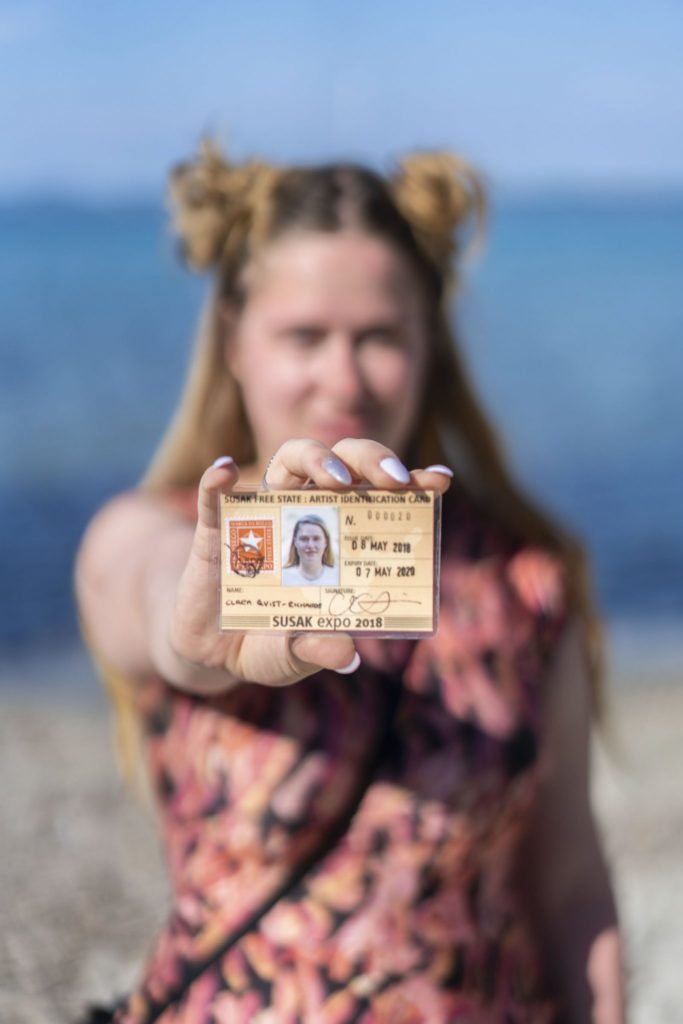 Clar Qvist-Richards ID