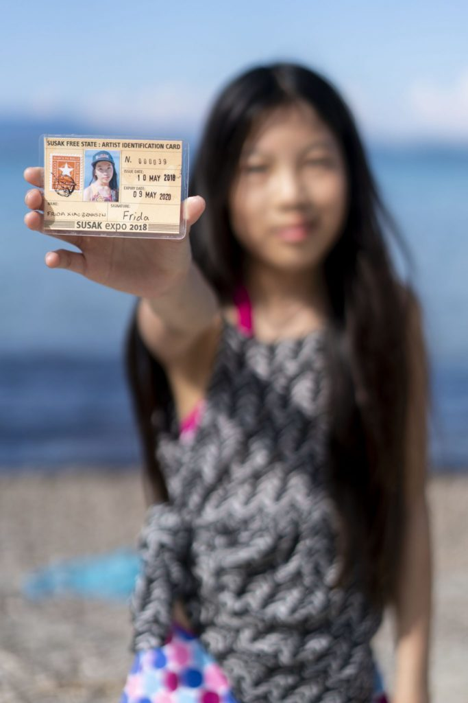 Frida Xiao Bramsen ID