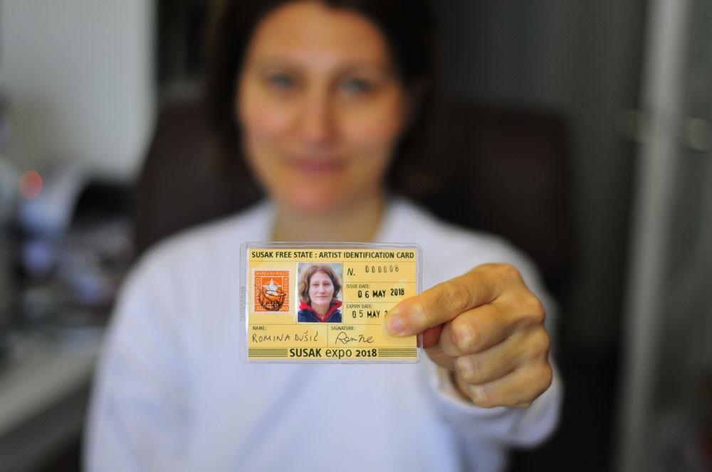 Romin Dušić ID