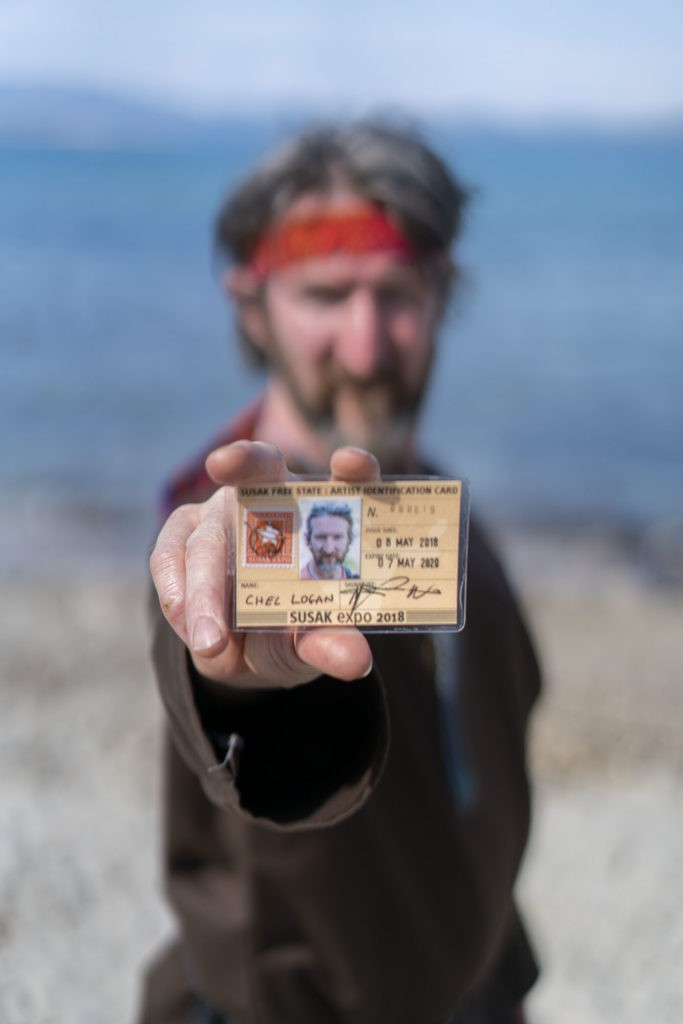 Chel Logan ID