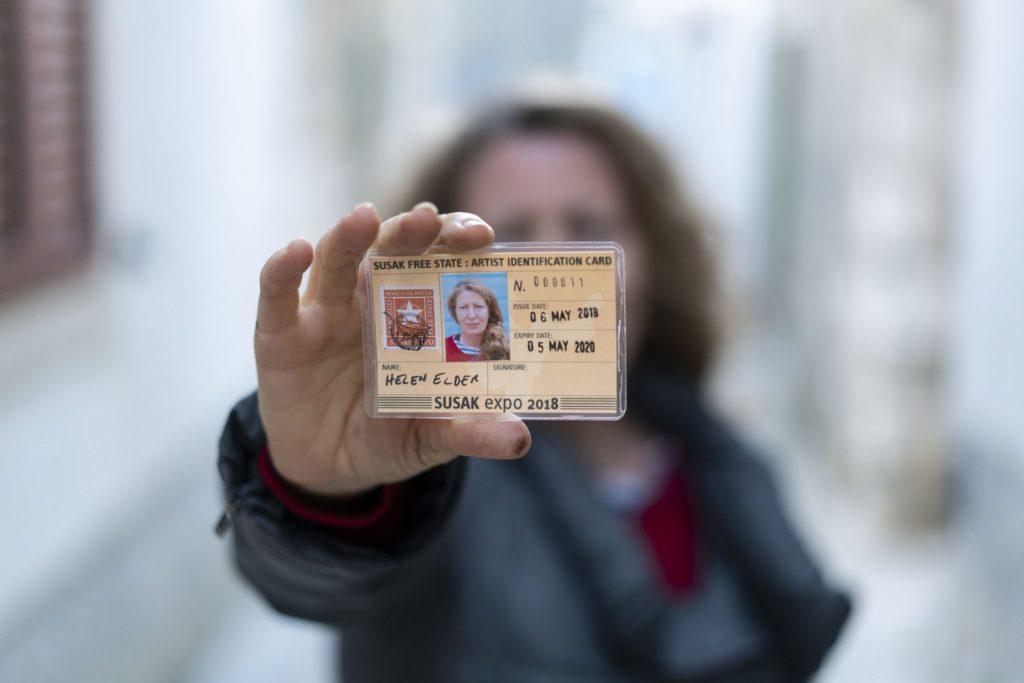 Helen Elder ID