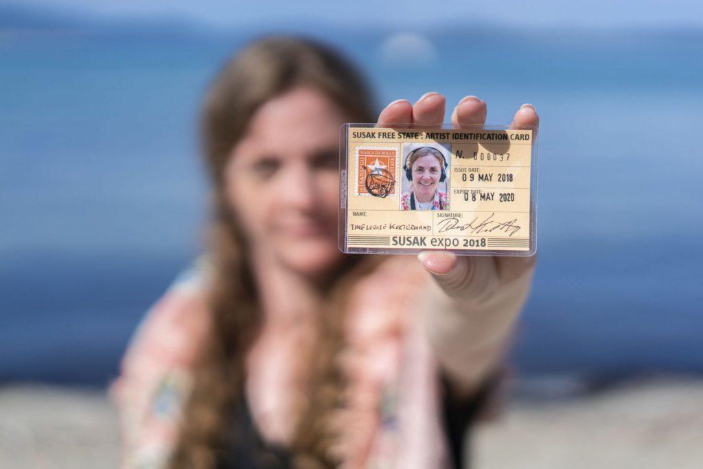 Tine Louise Kortemand ID